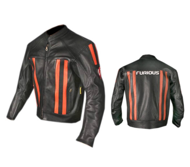 Vintage Motorcycle Jackets Cruiser Leather Jackets