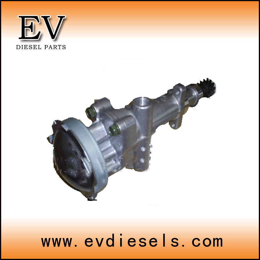 Auto Parts Oil Pump Isuzu Engine Parts Oil Pump Da640
