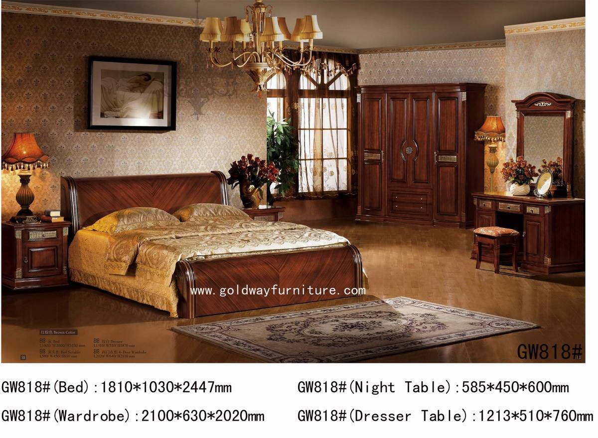 Gold Bedroom Furniture