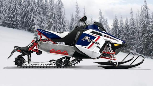 Polaris 800 Switchback Pro-R Review Snowmobile