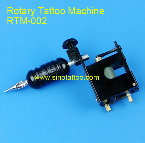Black Knight Rotary Tattoo Machine - Free Tattoo Box & Grip! $124.99 $99.00