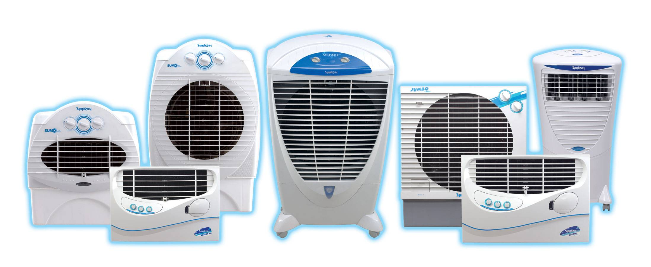 Evaporative Air Coolers #2080AB