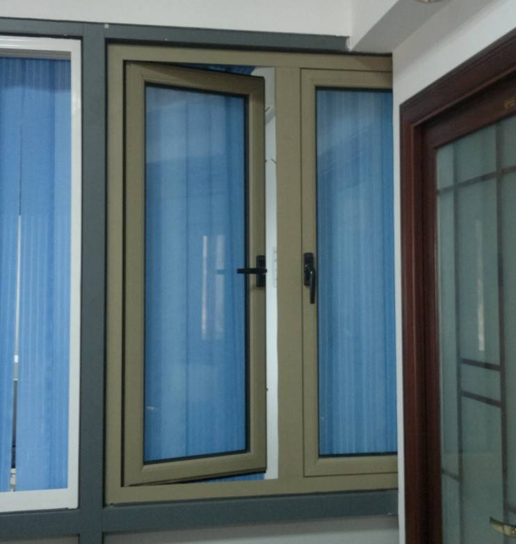 Double Glazed Aluminum Casement Window Best Export Limited